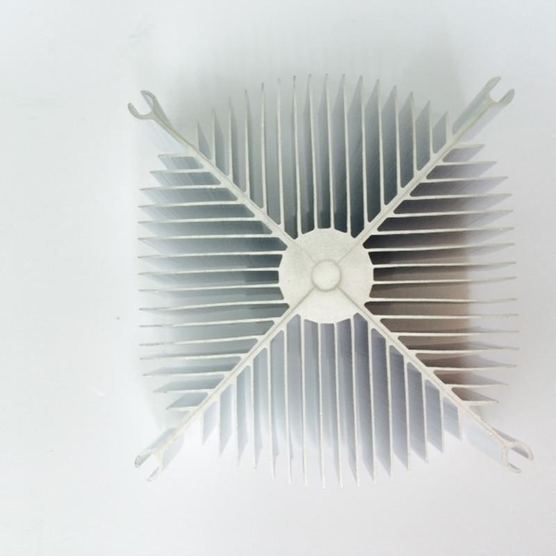 Disipador de calor LED Radiador Aluminio 86 * 78 * 30 mm Chip CPU GPU - Componentes informáticos - foto 5