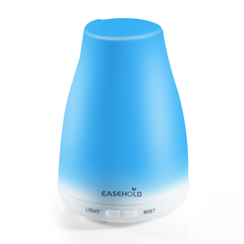 EASEHOLD Essential Oil Diffuser Aroma Aroma Essential Oil Cool Mist - Electrodomésticos