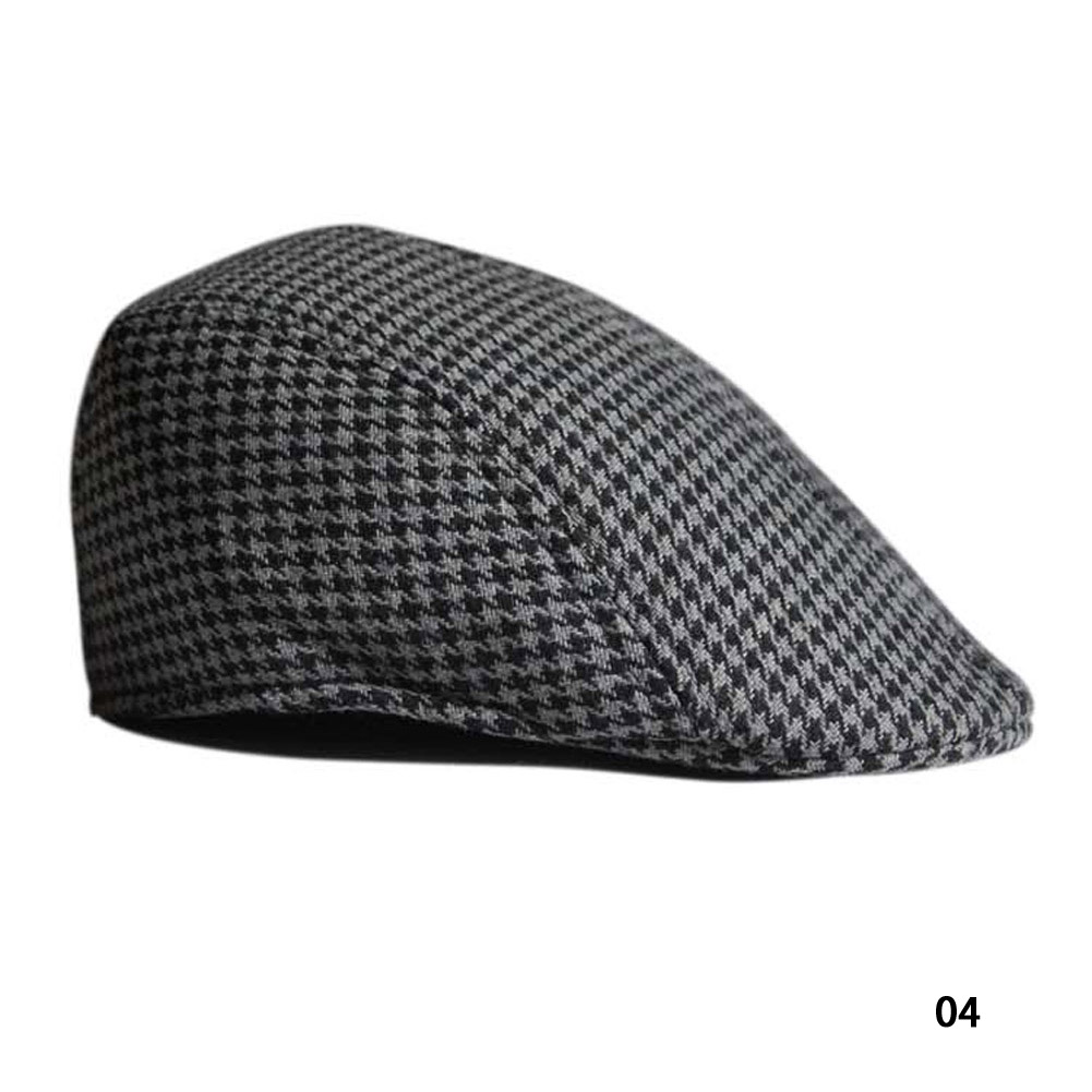 f994022a ⊰ Popular beret peaked cap linen casual and get free shipping ...