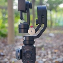Handheld Gimbals Stabilizer Phone Stabilizer Balance Counter Weight for Zhiyun S