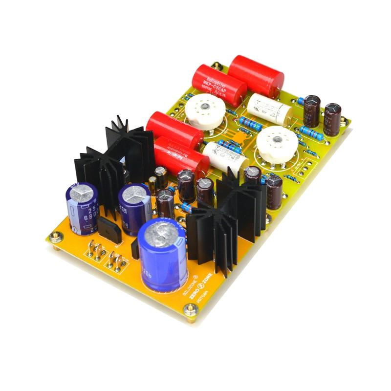 €21.78 10% СКИДКА|SUQIYA PRT06A ламповый усилитель готовой платы (билиарный преамп) Matisse circuit|Усилитель| |  - AliExpress