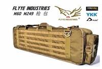 FLYYE МОЛЛ M60 M249 пистолет случае CORDURA BG G034