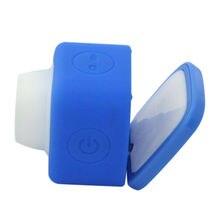 Blue Color 720P HD TF Card record Wide Angle 120degree Mini Cude WIFI