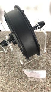 Image 3 - EVFITTING (MXUS) Motor de radios de bicicleta e buje, 48V, 3000W, Motor CC sin escobillas para rueda trasera