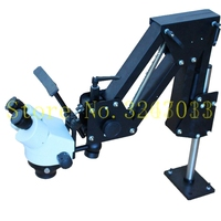 Регулируемый Алмаз Установка микроскоп ювелирный микроскоп с светодиодный свет