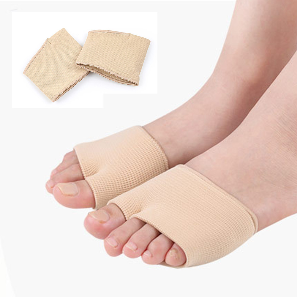 2Pcs Pair Bunion Hallux Valgus Toes Corrector Pain Relief Insoles Orthopedic Foot Pads Toe Separator Foot