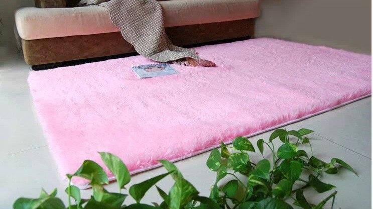 negozio online in vendita 50 * 180 cm colore rosa lungo tappeto ... - Ikea Tappeti Camera Da Letto