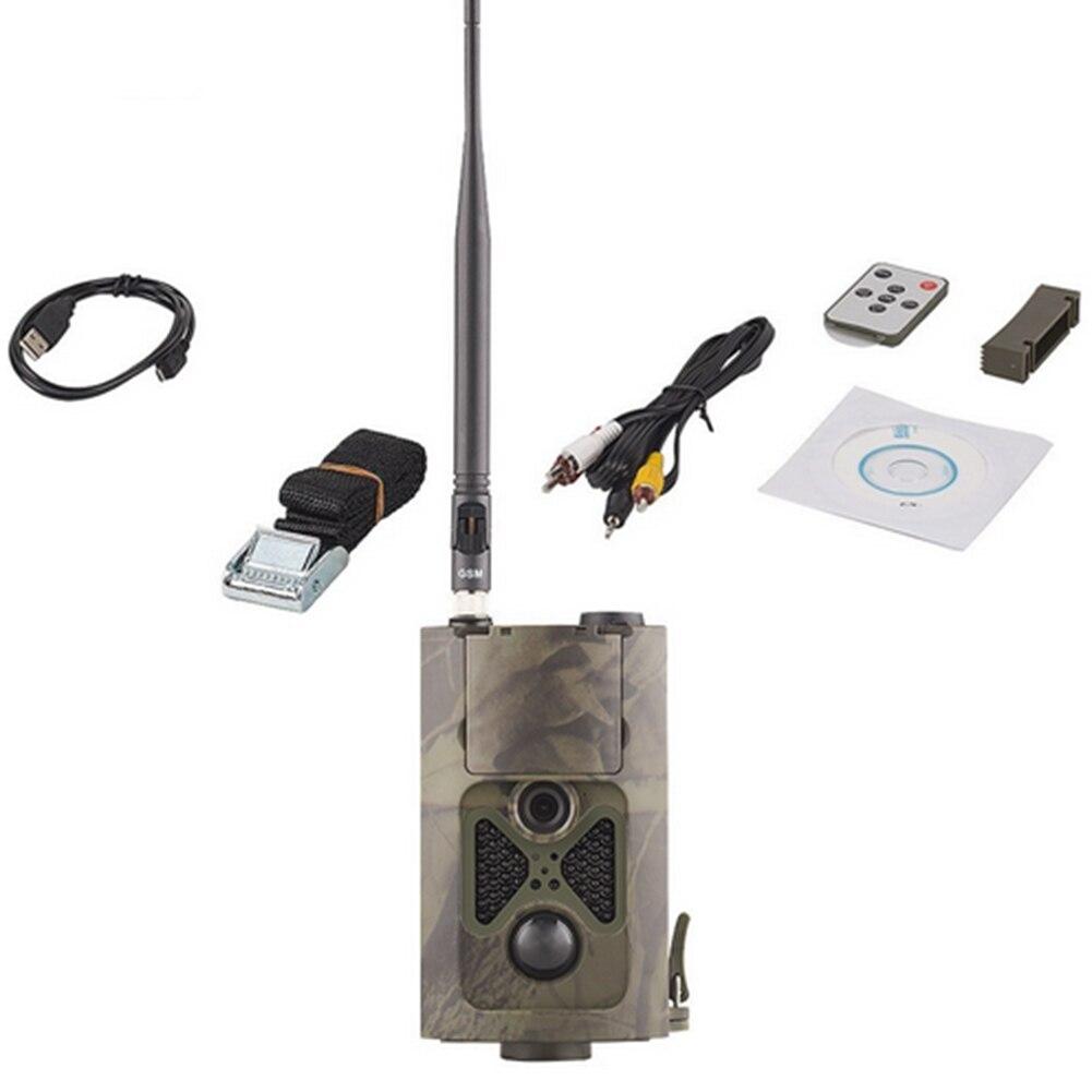 1 Stücke Kamera Hc550g 3g Gsm 1080 P Foto Fallen Infrarot Nachtsicht Wilden Trail Kameras Ungleiche Leistung