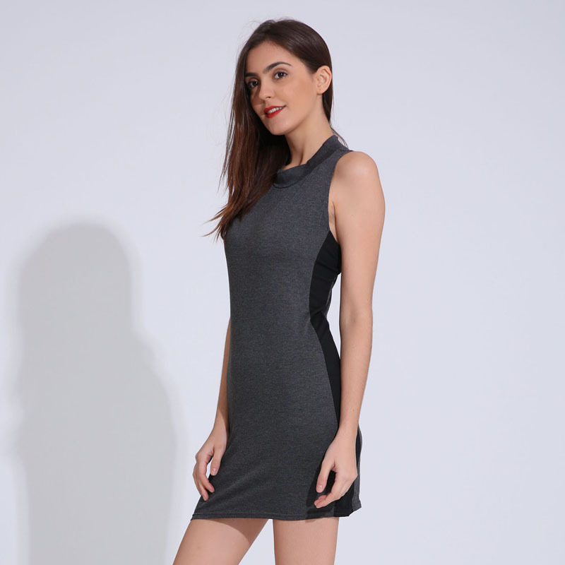 plus t shirt dress cotton