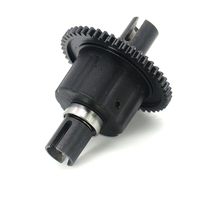 1PC 1/8 Truck Central Differential Assembly 89063 Metal Differential Gear Kit for 1:8 KM C1 RC Cars Original Accessories