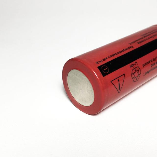 10PCS 3.7V 26650 7200mAh Battery bateries batteria lithium Li Ion Rechargeable Large Capacity T6 strong light flashlight