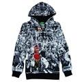 2016 new Spring Graphics pullover hoodies nutella sweatshirt Men/Women Harajuku casual scenery/Jordan sweatshirt