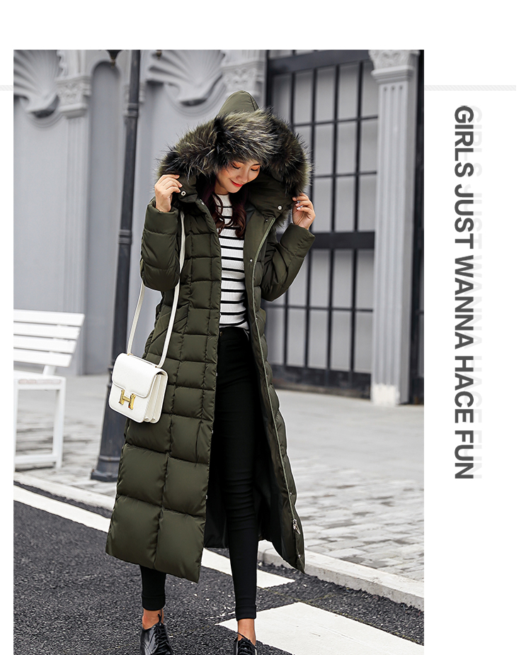 Overcoat Winter FTLZZ Collar 16