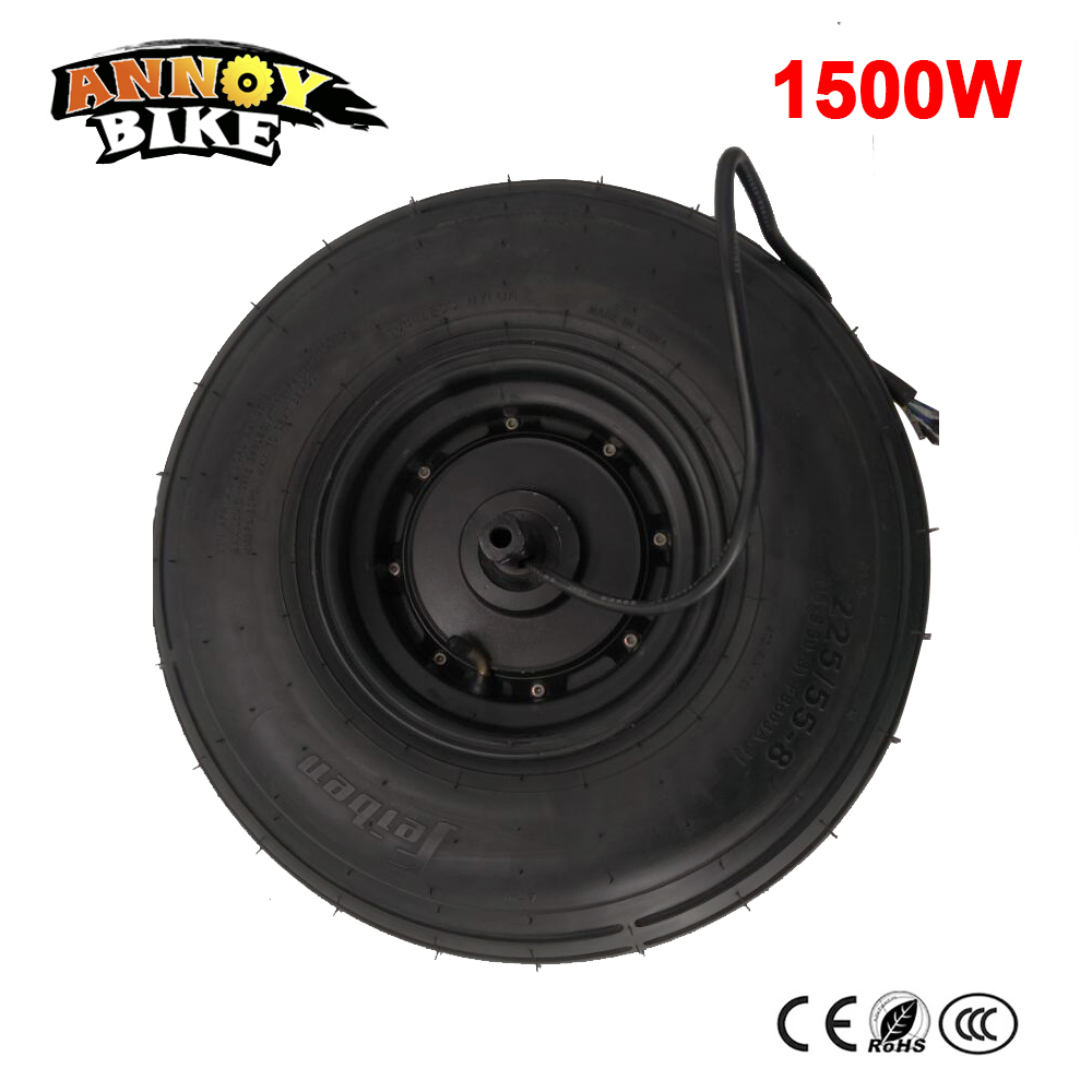 1500W 60V Harley Scooter Drive Motor Wheel e bike Hub Motor Electric Motocycle Citycoco Scooter Electric Bicycle Motor Wheel electric scooter 3 wheel tricycle bicycle citycoco popular cool 72v 1000w high powered for men women cycling the handicapped