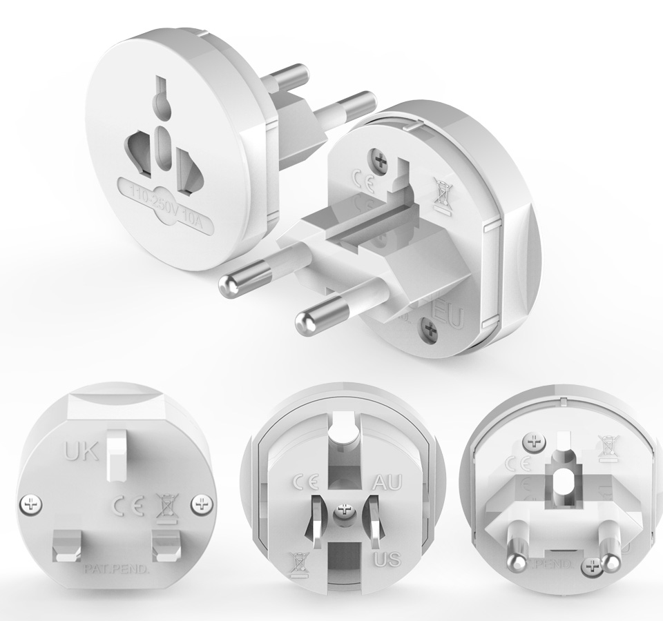 NTONPOWER UTA International Travel Plug Adaptor  (13)