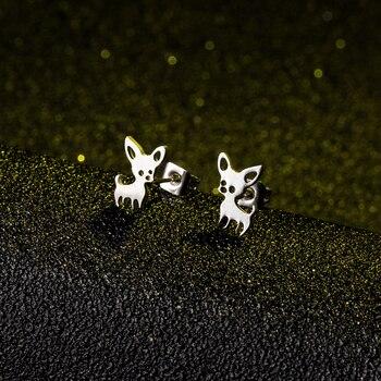 Dog Earrings  5