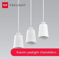 Original Xiaomi Mijia Yeelight Chandelier E27 Screw Mouth Work With Yeelight Blub For Xiaomi Smart Home