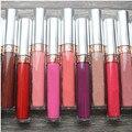 Sexy 10 Color Líquido Impermeable Elegante Lápiz Labial Mate Suave Lipgloss lápiz Labial Duradero Maquillaje de Labios Chica Dulce D181