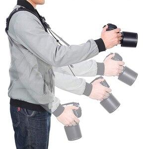 Image 5 - カメラストラップベルトクイック迅速なショルダーネック一眼レフカメラ用キヤノン eos 7D 60D 1100D 1000D 350D 600D ニコン D7000 D3000