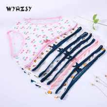 af44b4353271 Hot Sale Fruit Banana Pineapple New Fashion Women's Panties Cute Animal  Bear Underwear Women Briefs Striped Tanga Sexy Lingerie