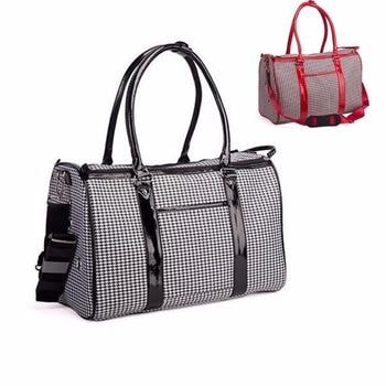 FC82 High Quality Dog Carrier Bag Portable Travel Shoulder Handbag for Small Dog Cat Breathable outdoor Pet Carrier case