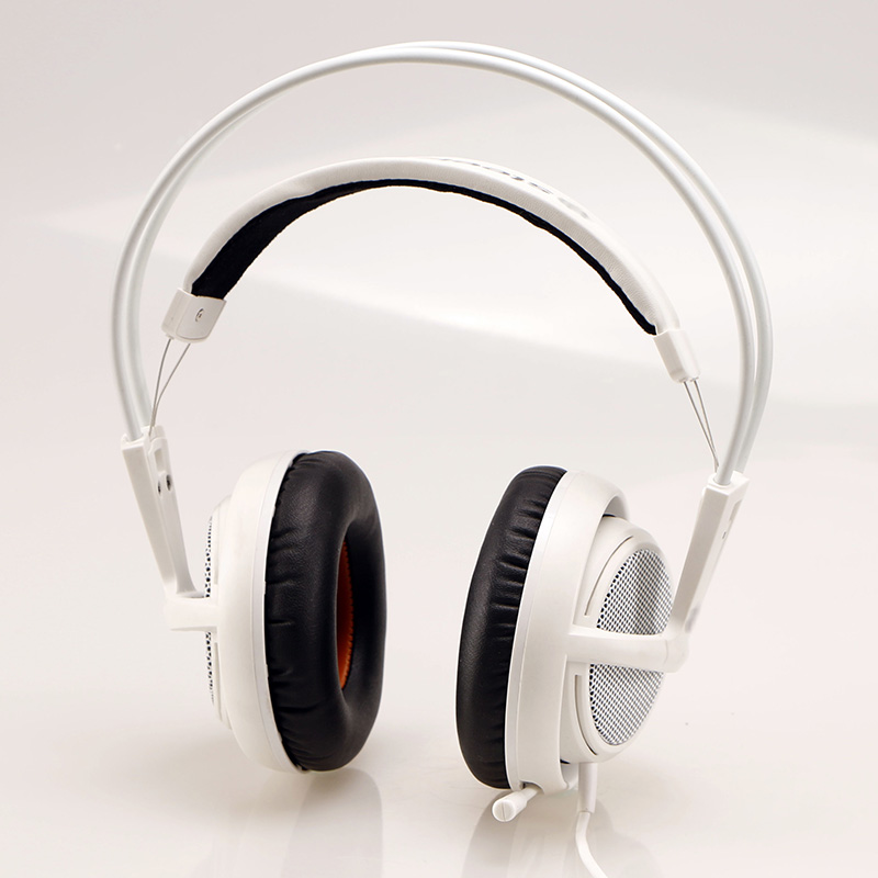Steelseries Siberia V2 200 Gaming Headphone High Quality Pro Game <font><b>Headset</b></font> for PC With Mic Gaming Earphone for CS Go Dota2 LOL