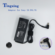 цена на 19.5V 4.7A 6.5mm*4.4mm 90W Laptop AC Power Supply Adapter Apply to Sony  VAIO PCG VGP VGN VGA VPC LCD TV Series