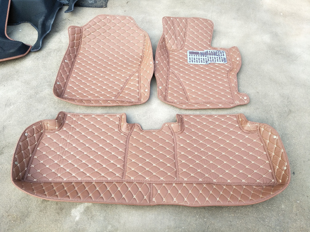 Newly! Customize special car floor mats for Right/Left Hand Drive BMW 5 Series F10 2016-2011 durable foot carpets,Free shipping