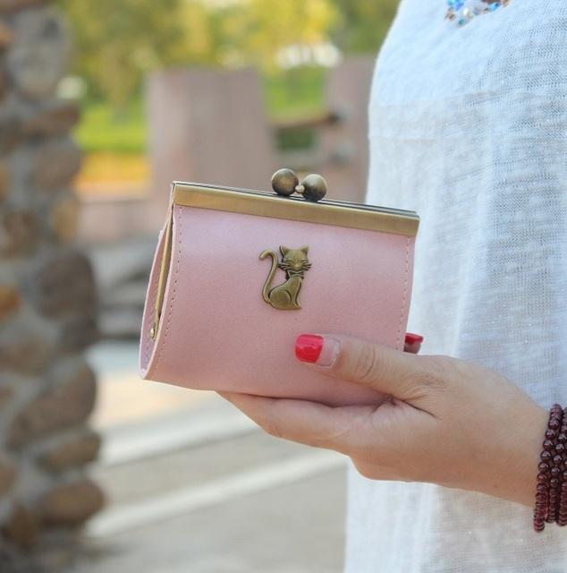 Mini Change Purse and Card Bag