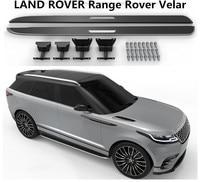 Для LAND ROVER Range Rover велярный 2017 2018 2019 кроссовки Панели шаг в сторону бар педали Высокое качество Nerf бары автомобильные аксессуары