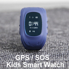 GPS Smart Watch Kids Smart Band Wristband SOS Call Anti Lost Location Finder Locator Tracker for Kid Children Kids Baby Q50 Q60