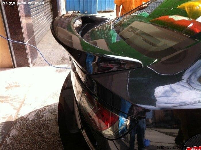 For 07 12 classic MAZDA 3 mazda3 coupe tail