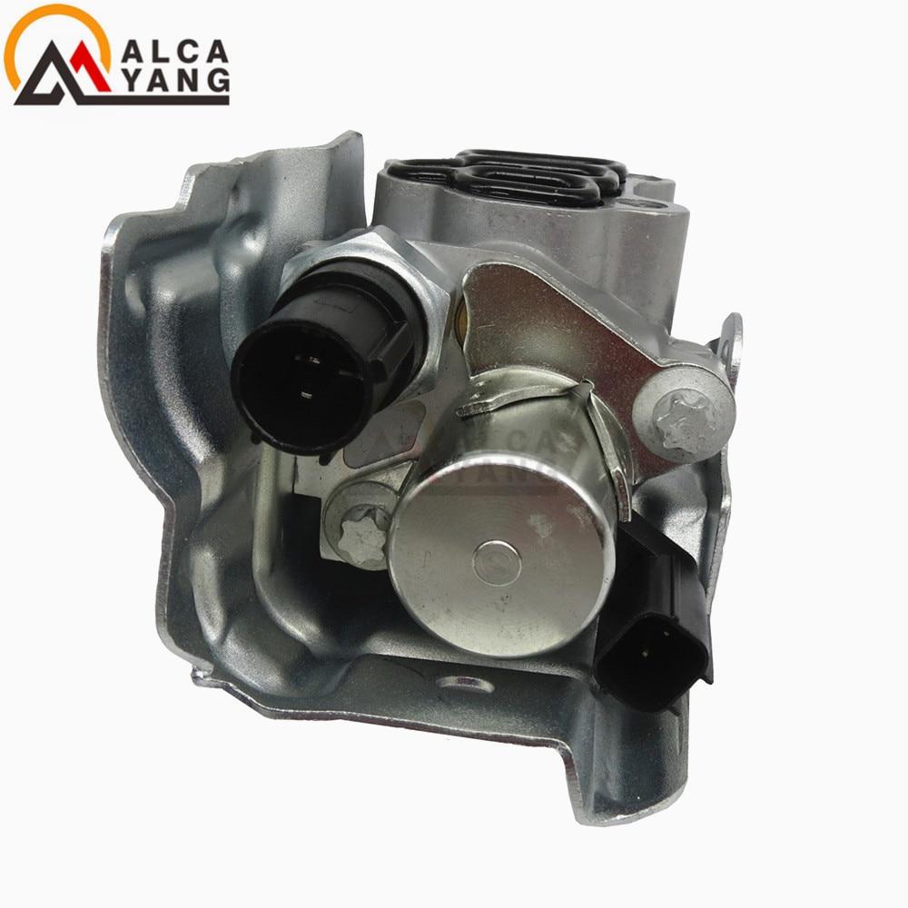 VTEC Solenoid Spool Valve for Honda Accord CRV Element Acura RSX 15810-RAA-A02 15810RAAA02 15810-RAA-A03 15810RAAA03 31170 raa a01 belt tensioner fit for honda