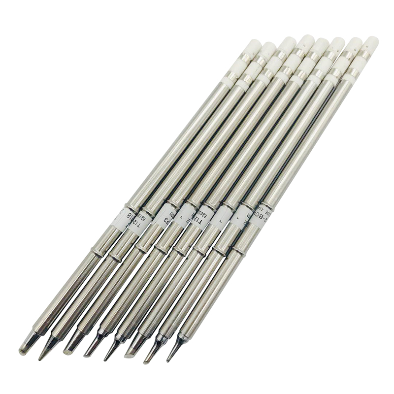 T12 BC1 Series Soldering Solder Iron Tips T12 Series Iron Tip For Hakko FX951 STC AND STM32 OLED Electric Soldering Iron