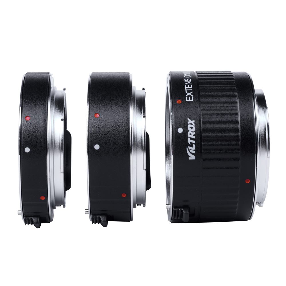 Image 3 - DG G Auto Focus AF TTL Extension Tube Ring 12mm 20mm 36mm Set Metal Mount with Covers for Canon EF EF S Lens DSLR Camera-in Lens Adapter from Consumer Electronics