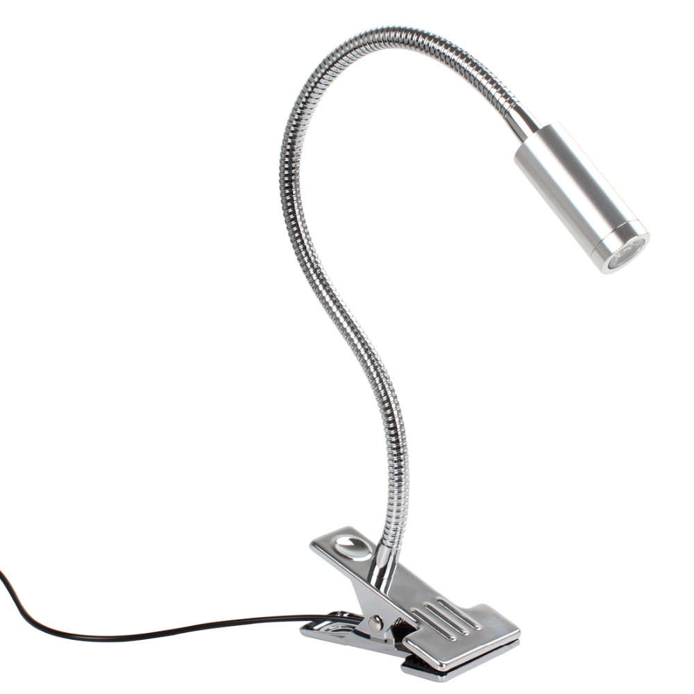 3w 5v Flexible Metal Tubing Goose Neck Usb Led Table Desk Light With Clip In Lamps From Lights Lighting On Aliexpress Alibaba Group