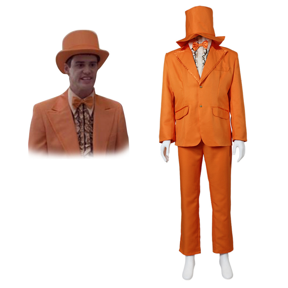 Lloyd Christmas.Us 109 0 Dumb And Dumber Lloyd Christmas Cosplay Costume Suit Adult Men S Halloween Carnival Costume Cosplay In Movie Tv Costumes From Novelty