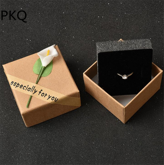 packaging pu gift princess stud jewelry essentials large home box earrings creative collection display leather storage book new