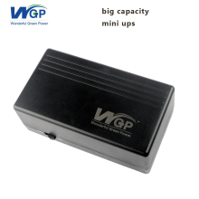 Big capacity 12v battery ups uninterruptible power supply 12v 2a 57.72wh mini ups for wifi router DSL modem and cctv camera