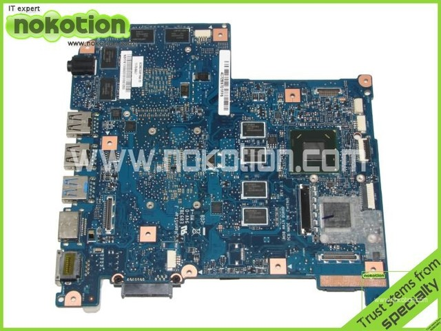 NBRYK11009 JM50 Laptop motherboard for Acer Aspire M3 581 With Intel I5 CPU  on board Mainboard Mother Boards Full Tested-in Motherboards from Computer