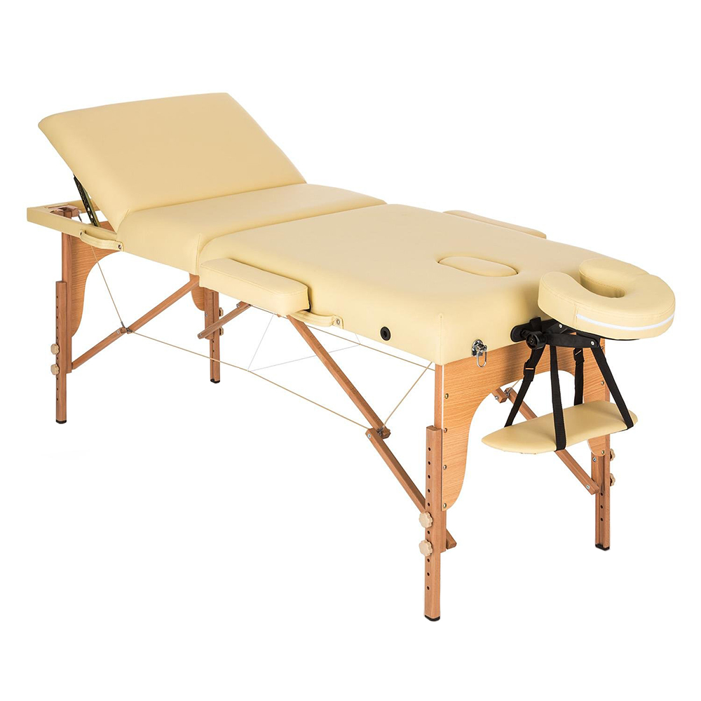 High Quality 190*70CM Folding Massage Table Professional Portable Massage Bed Foldable with Bag 3 Fold Wooden Foot Massage HWCHigh Quality 190*70CM Folding Massage Table Professional Portable Massage Bed Foldable with Bag 3 Fold Wooden Foot Massage HWC
