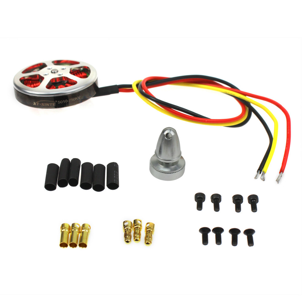 750KV Brushless Disk Motor high Thrust With Mount For Hexacopter Quad Multi Copter Aircraft F05422 original sunnysky x2212 kv980 kv1250 kv1400 kv2100 kv2450 brushless motor short shaft quad hexa copter wholesale