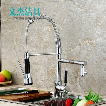 Kitchen faucet direct sales foreign trade wholesale faucet kitchen sink faucet