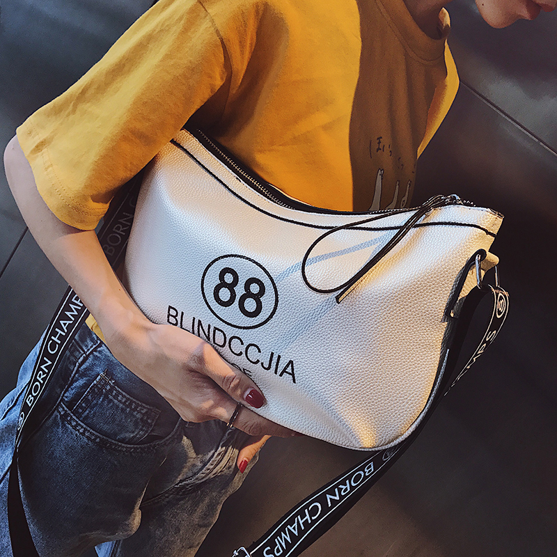ETAILL Brand New Women Fashion Crossbody Bag PU Leather Shoulder Bag Letter Messenger Bags Female Soft Messenger Bags Handbag