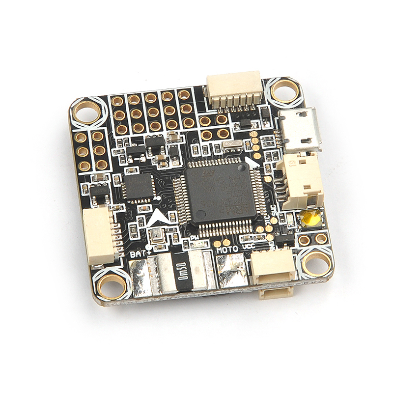 Ormino Betaflight Omnibus F4 Pro Flight Controller Built-in OSD Barometer SD Blackbox 30.5x30.5mm for FPV Quadcopter RC Drone matek f405 with osd betaflight stm32f405 flight control board osd for fpv racing drone quadcopter