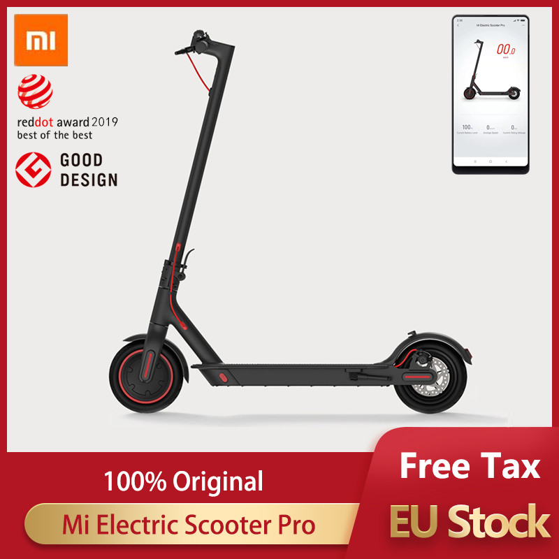 Original Xiaomi mijia  electric scooter Pro smart adult longboard hoverboard skateboard 2 wheel 45KM mileage with APP control