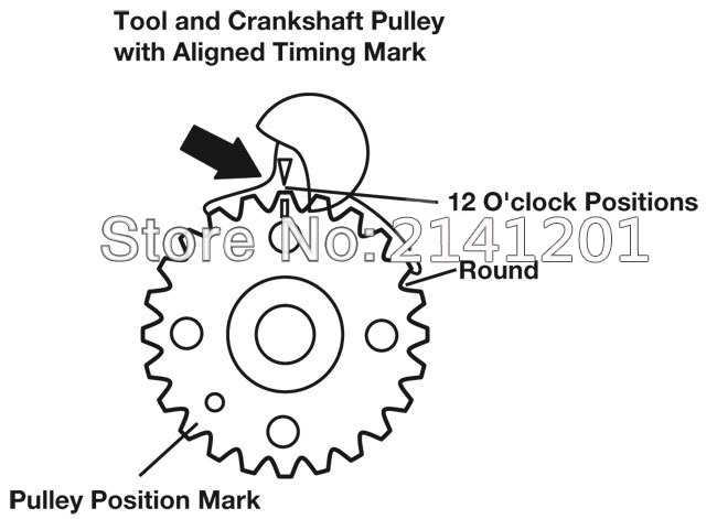 Detail Feedback Questions About 6pc Universal Diesel Engine Timing