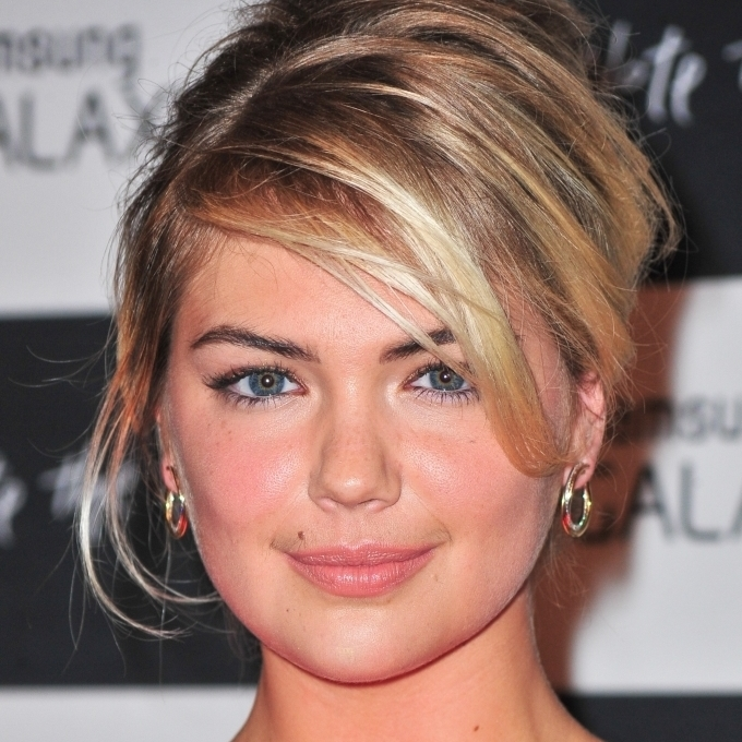 Kate Upton Eyebrows