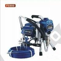 Professional Electric Piston heavy duty airless painting machine piston pump sprayer power fluid F5900