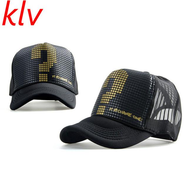 KLV Mesh Baseball Cap